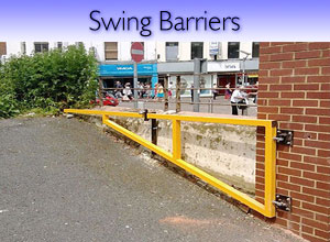 Barriers in Essex
